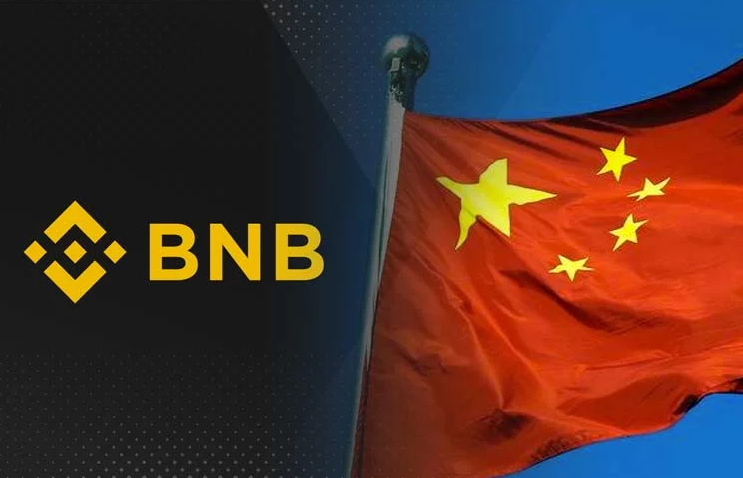kantor binance di china